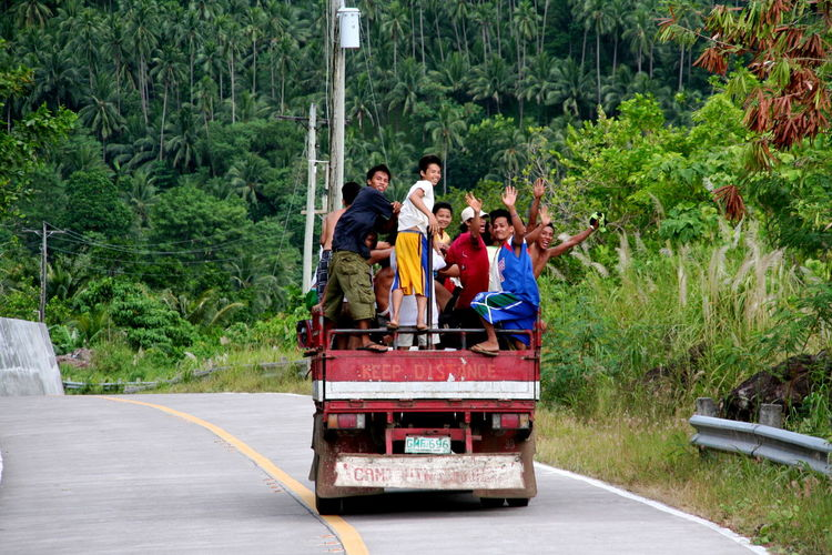 Camiquin Hey Joe Jeepney Outdoors People Philippines Pinoy Real People