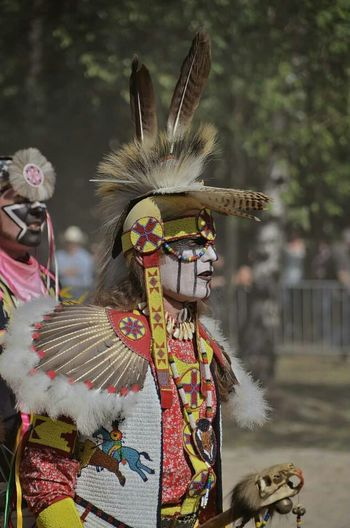 Native American Indian Indien Amerique Portrait Photos Around You Fort Rainbow Cestas Western