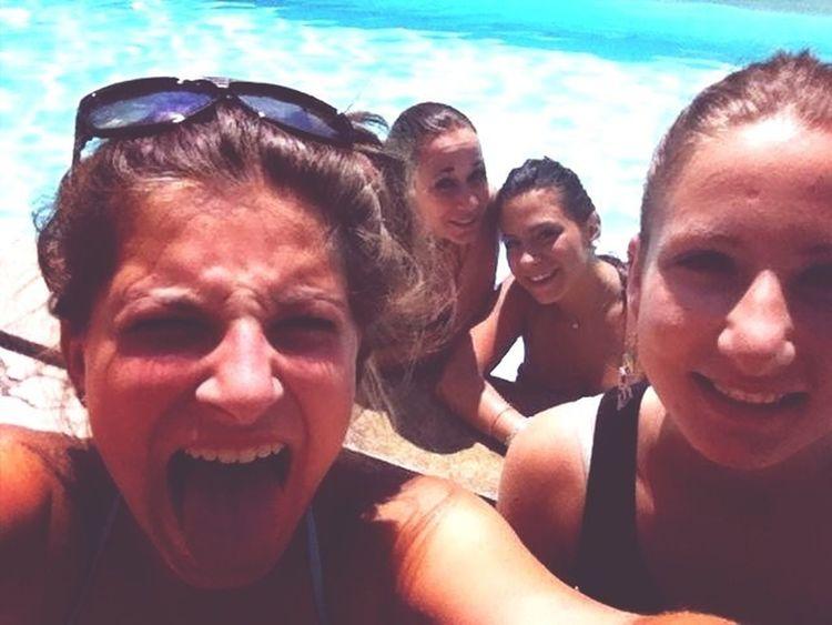 Sun Friends Remember Summertime
