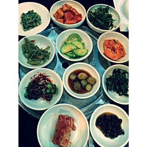 Finally ! Proper Koreanmeal at Maporesto Koreanresto in jalansenayan bloks jakarta koreanfood koreancuisine happybelly