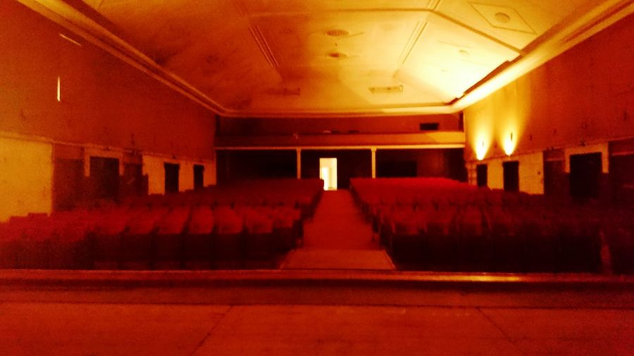 Festival Season Theater Haus Der Offiziere Lost Places Architecture Audience And Artist