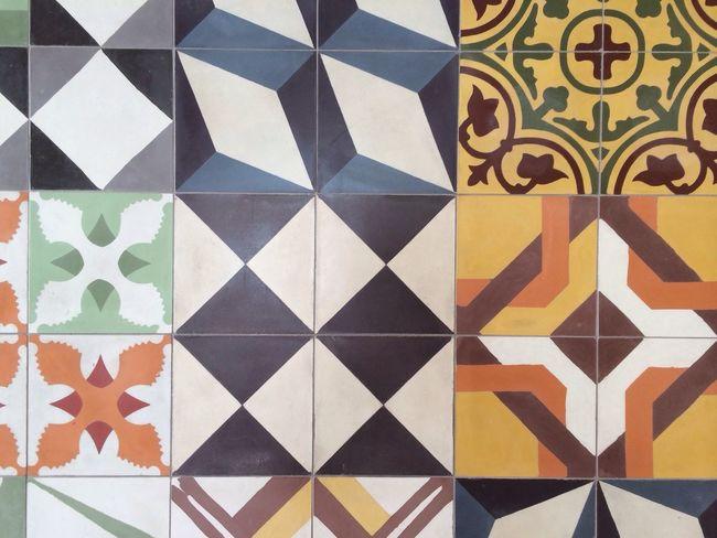 Pattern Tiles Portuguese Tiles  Art Lisbon Lisboa Azulejos CF