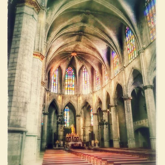 Religion Spirituality Arch Architecture Multi Colored No People HuaweiP9plus Tranquility Leicap9 Building
