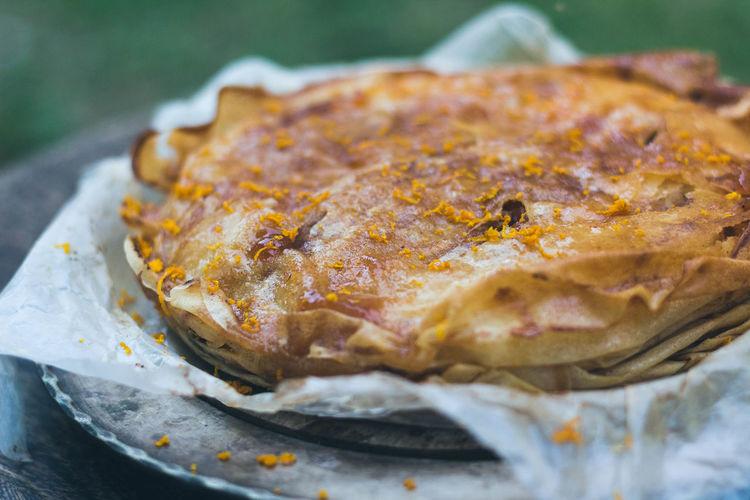 Baklava Food