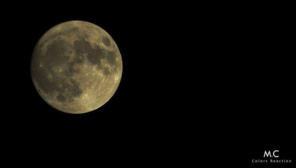 Moon Full Moon