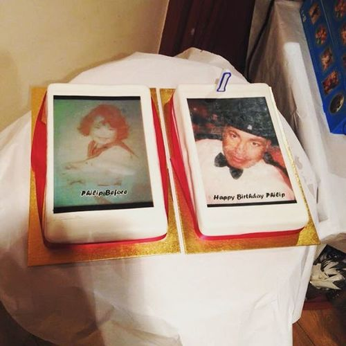 Only two cakes. Scotland Motherwell Bestcakesever Youreonlyyoungtwice
