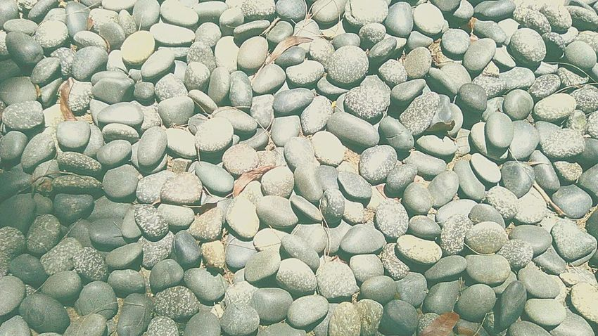 Abundance Day No People Large Group Of Objects Nature Close-up Outdoors Textured  Pattern Backgrounds Full Frame EyeEmNewHere Beauty In Nature Nature Stone Pebbles And Stones Pebblestones