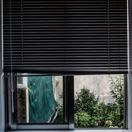 Open you eyes Window Day Architecture No People Built Structure Tree Plant Glass - Material Building Exterior Outdoors Close-up Pattern Green Color Safety Nature Sunlight Transparent Security Building Window Frame