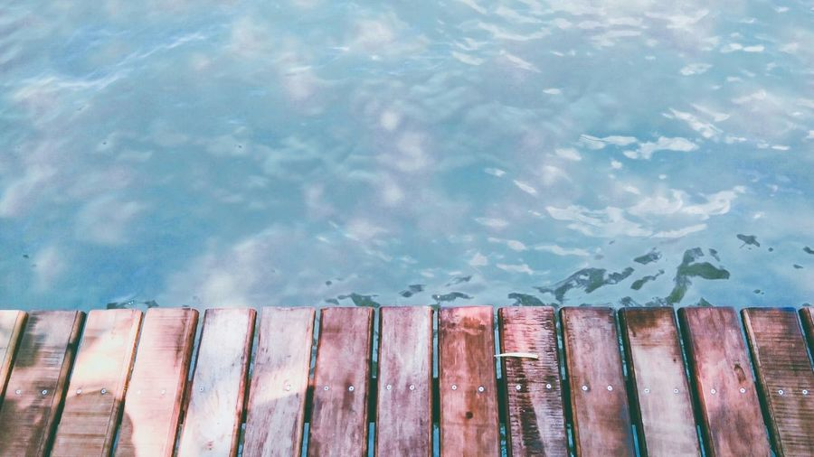 really love this feel Wood - Material Water Forest Lake River Water Swimming Pool Ocean Wooden Beach Hut Boardwalk Horizon Over Water