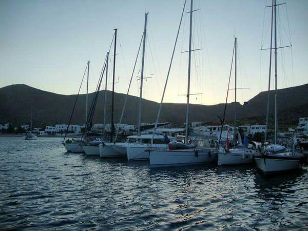 EyeEmNewHere Fishingboats Seascape Fresh On Eyem Fresh On Eyeem  Lieblingsteil Miles Away Live For The Story