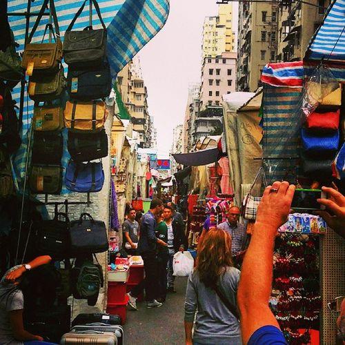 Ladies market HongKong Ladiesmarket