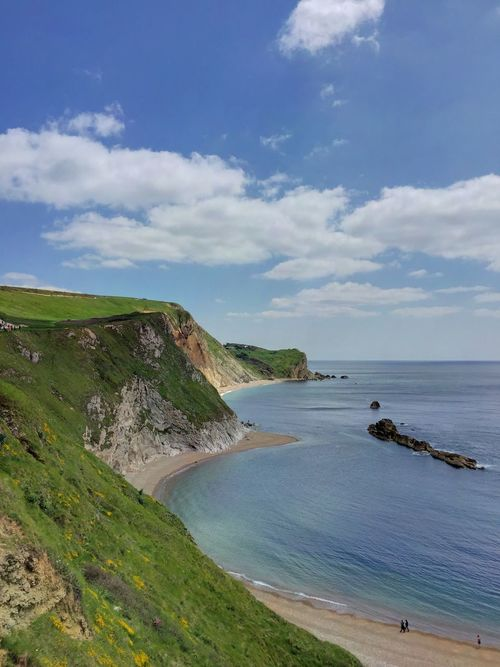 HDR Dorset Coastline Sea Beach The Great Outdoors - 2016 EyeEm Awards