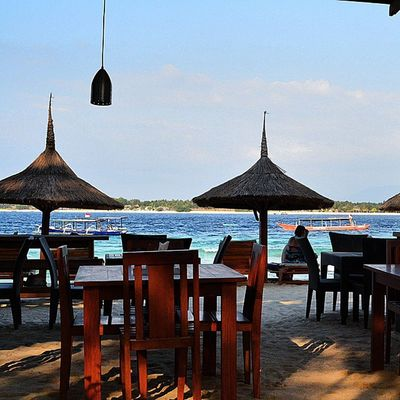 Island Life... Absolute gem of a place GiliT INDONESIA Lifesabeach  Rtw OnTheRoadAgain