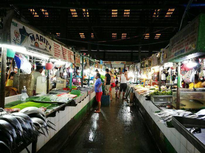 Randomphoto Marketplace Wet Market