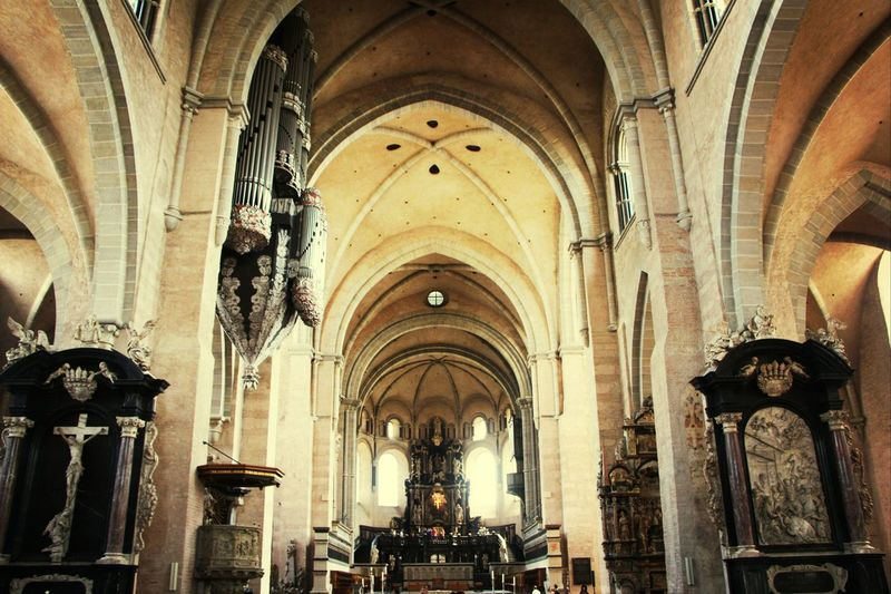 Architecture Arches Trier St. Peters Cathedral