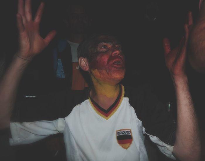 What a miss! Football Fans Fußballfieber Fussball Ist Unser Leben Fussball Germany German Fan Masquerade Deutschland Deutsch Photoshoot Perspective Photographer Football World Cup Telling Stories Differently Human Meets Technology