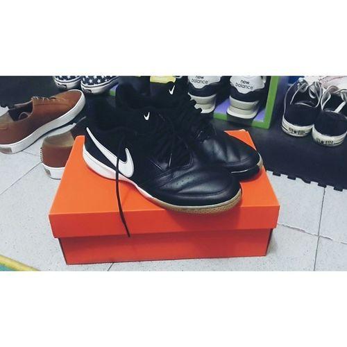 Nike gato II black/white.. elegant! Nikegato