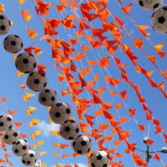 Fußballfieber in Groningen