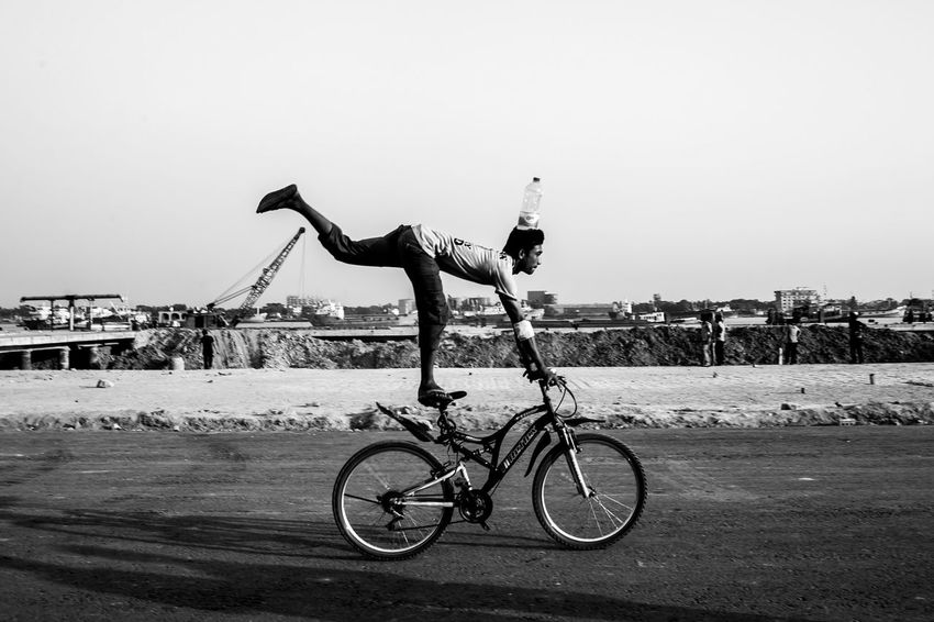 On Your Bike The Moment - 2015 EyeEm Awards Bangladesh Streetphotography The Week On EyeEm Editor's Picks