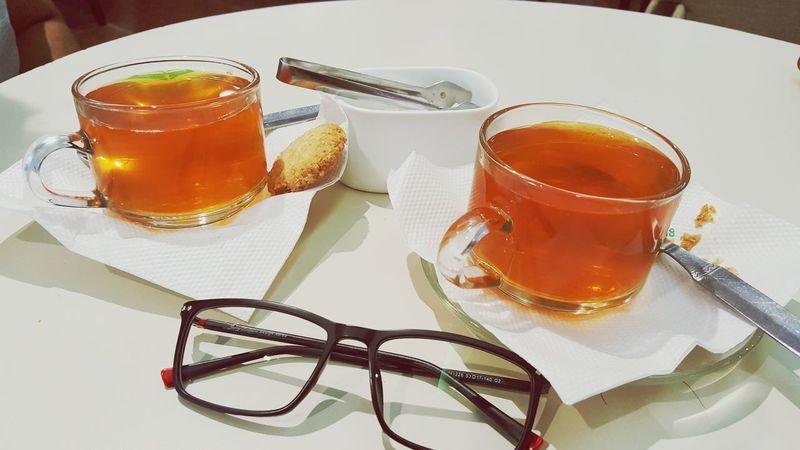 Tea Time Lemontea