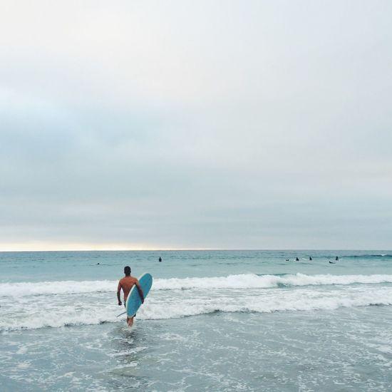 Being A Beach Bum Sunshine Surfing EyeEm