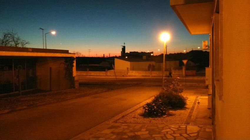 Viewfrommyroom Sky Evening Sky