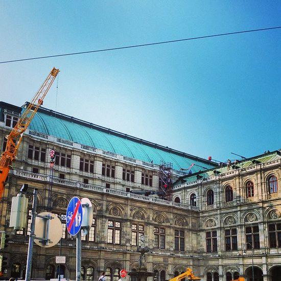 Filming a new Tomcruise MOVIE Vienna