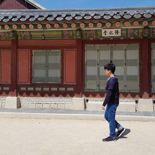 My Son Gyeongbokgung Palace Joseon Dynasty 1392 -1897 Gyeongbokgung Palace, Seoul Five Centuries Tripwithson2017 Tripwithsonmay2017 Seoul Southkorea
