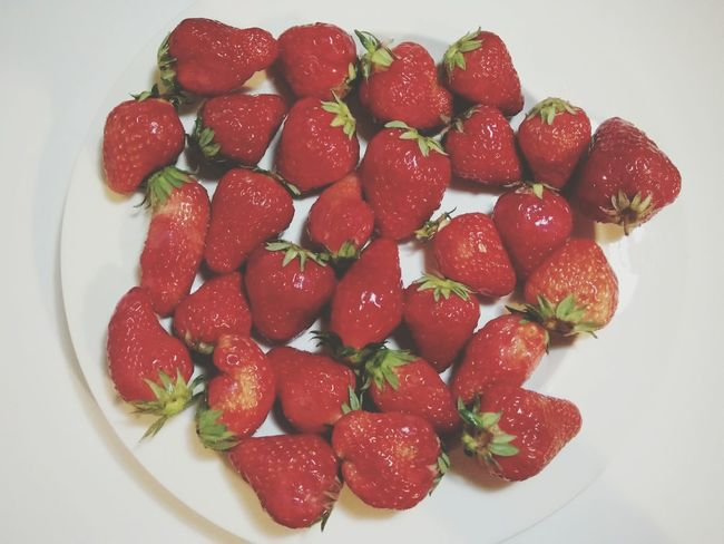 Fruit Strawberry Food And Drink Freshness Healthy Eating Sweet Food Dessert Healthy Lifestyle Ready-to-eat
