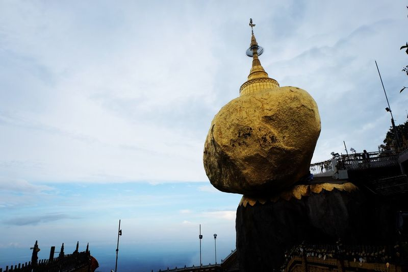 🙏🏼 in Myanmar
