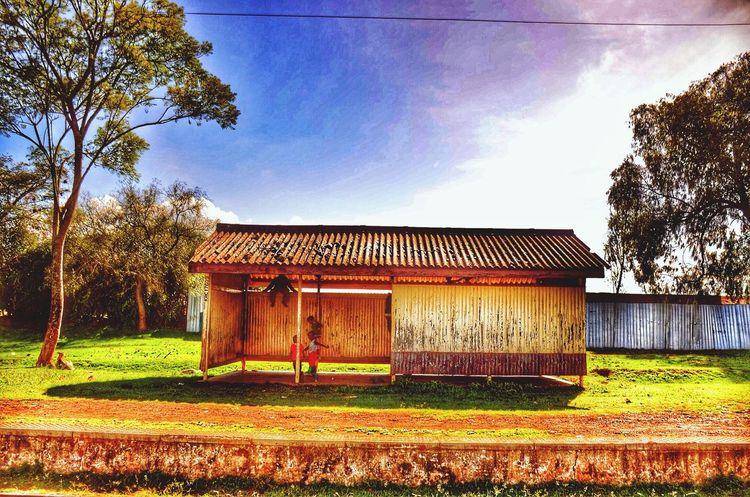 Hdr the prehistoric Taking Photos abandoned railstation
