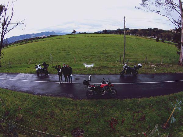Djiphantom2visionplus Dji Drone  Motorcycles Motorrad BMW Motorrad Rutalalibertad