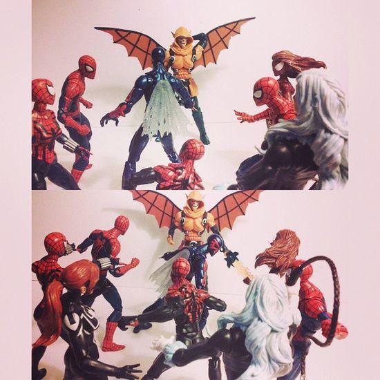 "2099 spiderman-""phil urich.."" Spidermen/women-""Who!?"" 2099 spiderman-""Hobgoblin"" Spidermen/women-""ooooooooo"" Marvellegends Hobgoblin SurperiorHobgoblin Surperiorspiderman Spiderwoman Spidey Spiderman Hasbro Infinitieseries Baf Amazingspiderman Philurich Marvel Mcu Figures Figurecollection Figurelover Figurelife Webwarrior Manchild Collection Collector Baf Spiderverse BLackCat feliciahardy disney comics acba"