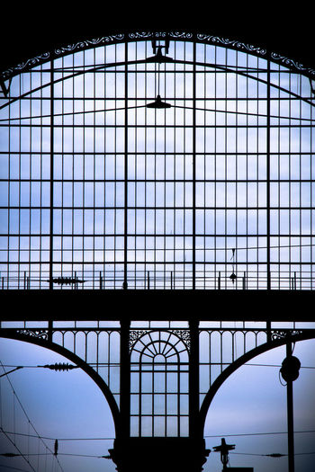 Architecture Bridge - Man Made Structure Built Structure City Close-up Day Hungary Indoors  Low Angle View No People Silhouette Sky Train Station