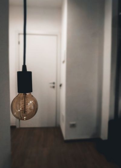 Lights Light Light And Shadow Lights Shades Shadows & Lights Shadow Old Point Of View Lamp Glass Bedroom Art Artistic Artistic Photo Hanging Close-up Pendant Light Light Bulb Electric Bulb Closed Door