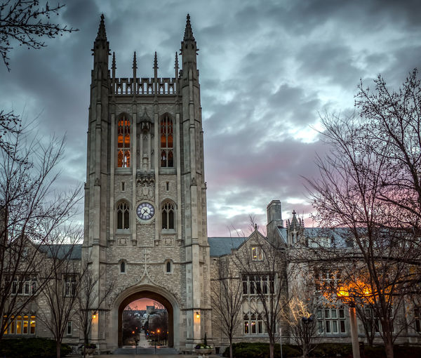 Architecture Building Exterior Built Structure Cathedral Church City Famous Place History Memorial Mizzou Outdoors Place Of Worship Religion Sky Spirituality Tower Union