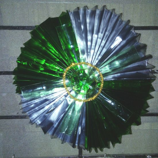 Handmade For You Crafts Illuminated Night No People Multi Colored Green Silver
