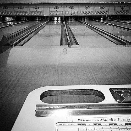 Bowling this past Saturday in lakewood. Yes I beat everyone.... duh Bowling Bnw Lakewood ThisisCLE Cleveland CLE iwin champ