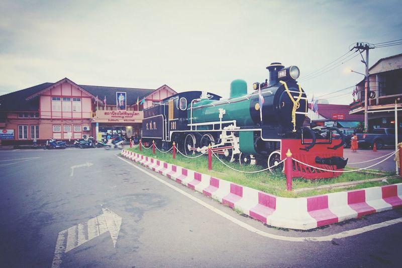 trainstation at