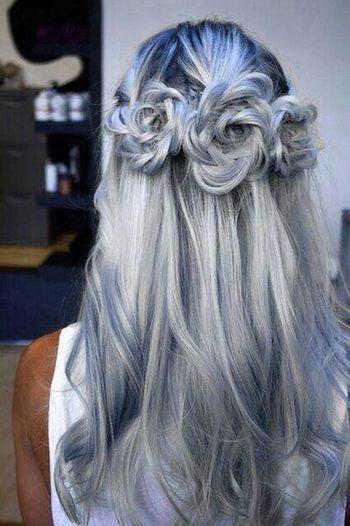 Omg *_* Girl Hair