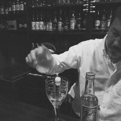 Absent Relaxing Enjoying Life Blackandwhite Photography Hello World Alcohall Matsuzaka Japan Bar