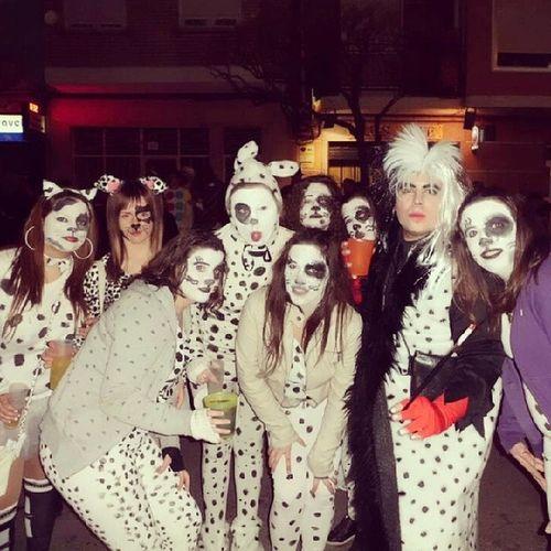 Carnaval2O14 :)Dalmatas