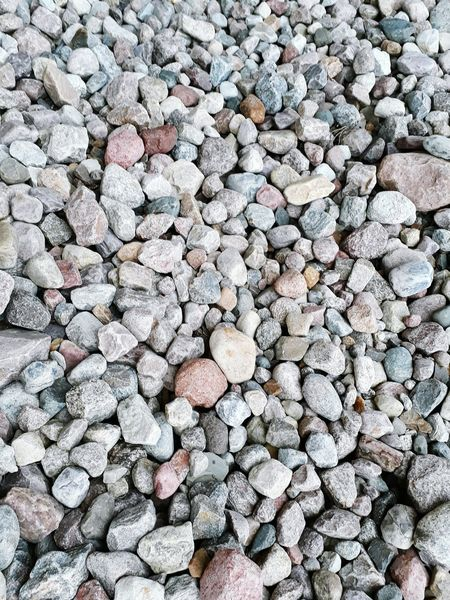 Stein Steine Outdoors Backgrounds Full Frame Large Group Of Objects Nature No People Day Stone Stones Cobblestone BoulderPebble Diferent Colours Multi Colored Farbenfroh Mehrfarbig