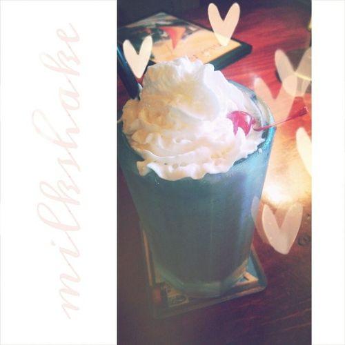 ♡cookie monster milkshake♡ Tahoejoes