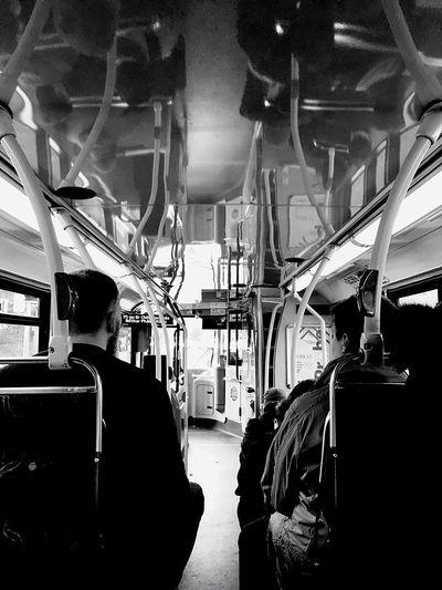 Dublinbus Dublin Dublin, Ireland Mode Of Transport Transport Transport Photography Reflection Reflections Reflection_collection Ceiling Reflection People People Photography People Watching Blackandwhite Photography Black & White Black & White Photography IPhoneography Iphonephotography