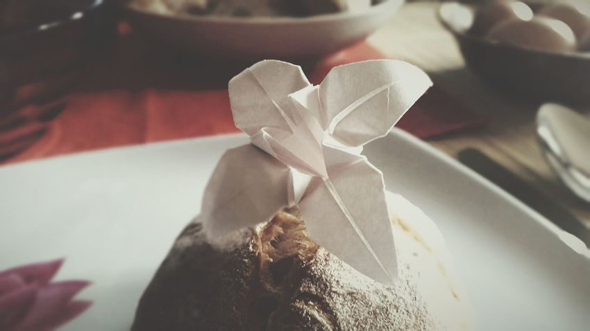 """""""Love is..."""" Omegatainment Dekor Origami Love Harmony Breakfast Just So Partner I Love You Good Morning Good Times"""