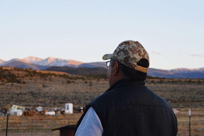 Outdoors Mountain Colorado Coloradophotographer Nikonphotography Nikon D3200 Nikon One Person One Man Only