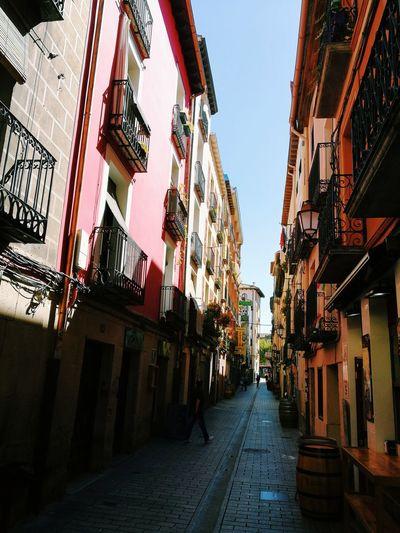 Architecture Day Sky Clear Sky No People Outdoors Street La Rioja Logroño