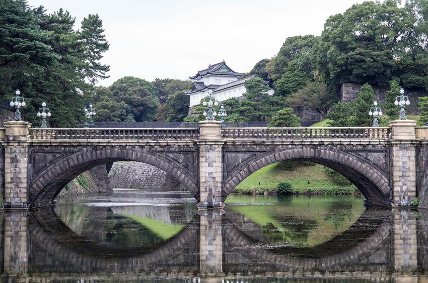 Bridge Imperial Palace Japan Japan Photography Tokyo