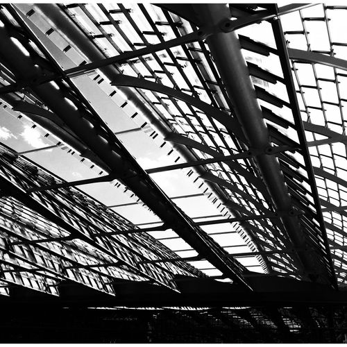 Canopée Les Halles Paris Blackandwhite Monochrome City Architecture Architecture_collection